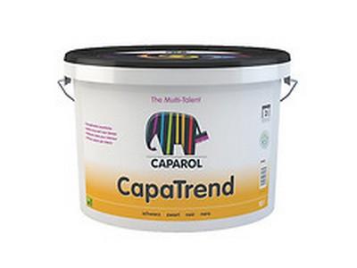 Caparol Capatrend 10 l zwart