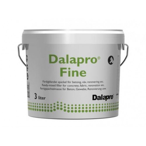 Dalapro Fine plamuur 10l
