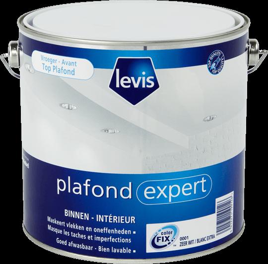Levis Plafond Expert 5l wit