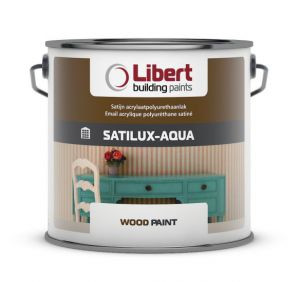 Libert Satilux Aqua 2,5l zijdeglanzend