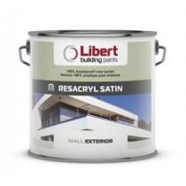 Libert Resacryl Satin wit 5l