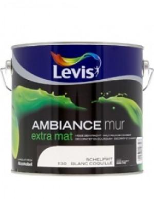 Levis Ambiance Mur Extra mat 10l