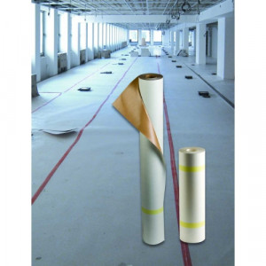 Protectiecarton voor bescherming van vloeren 75m