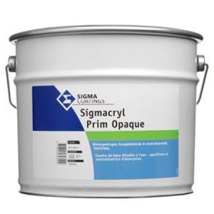 Sigmacryl Prim Opaque primer 10l