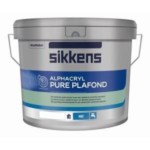 Sikkens Alphacryl Pure Plafond 5L