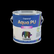 Capacryl Aqua pu Satin 2,4l wit