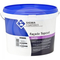 Sigma Facade Topcoat 10l